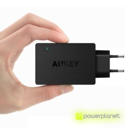 AUKEY PA-U35 Cargador de 3 Puertos USB / 6A - Ítem2