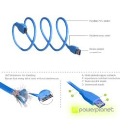 Avantree Cable USB 3.0 Tipo A a Micro-B - Ítem2