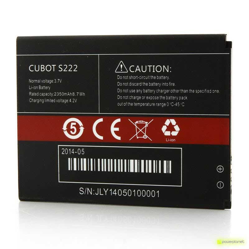 bateria cubot