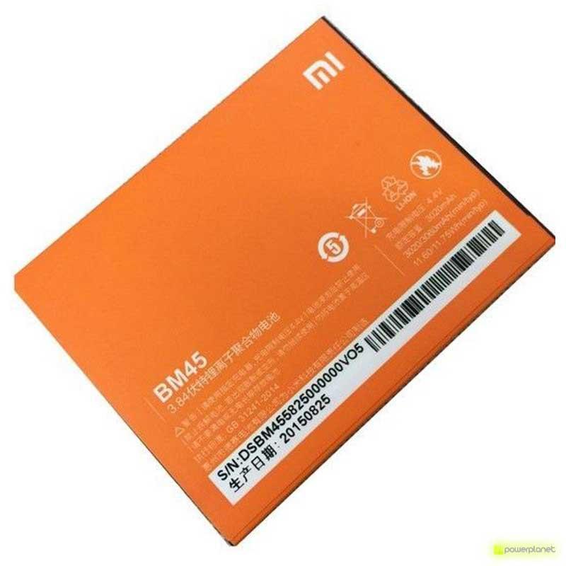 Batería Compatible Xiaomi Redmi Note 2 - BM45
