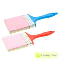 Paint brush memo pad - Item1
