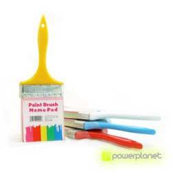 Paint brush memo pad - Item2