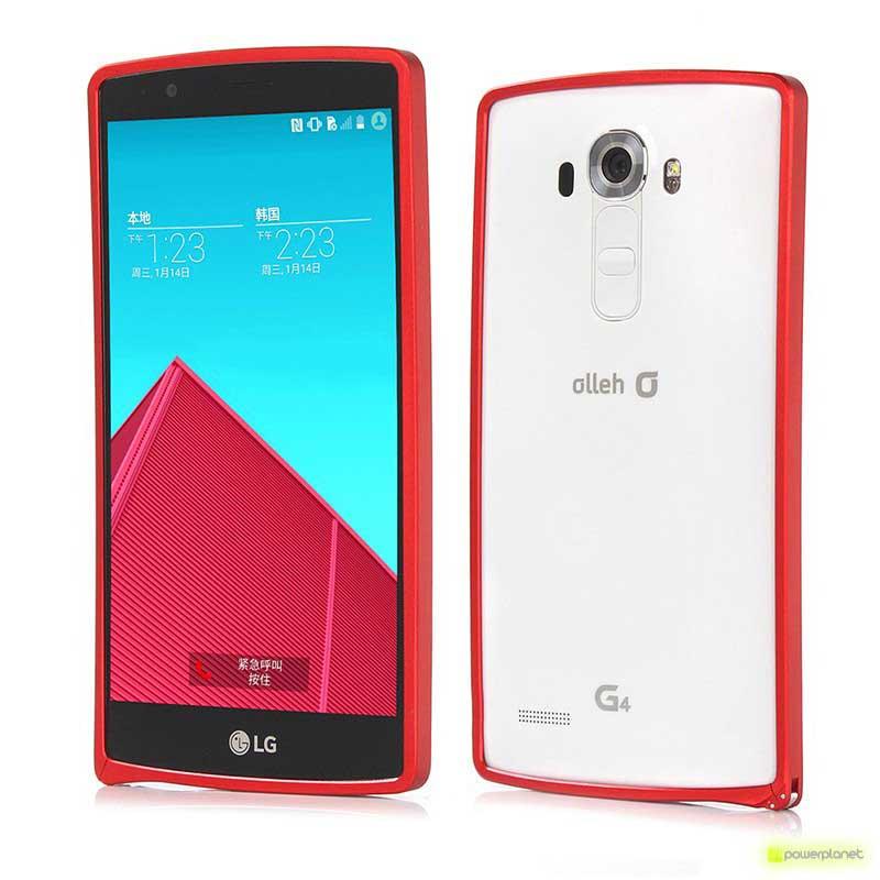 Bumper protetor LG G4