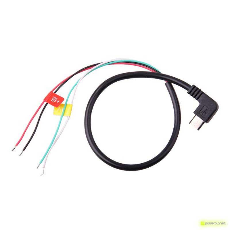 USB AV-cabo para SJCAM 4000 fotos