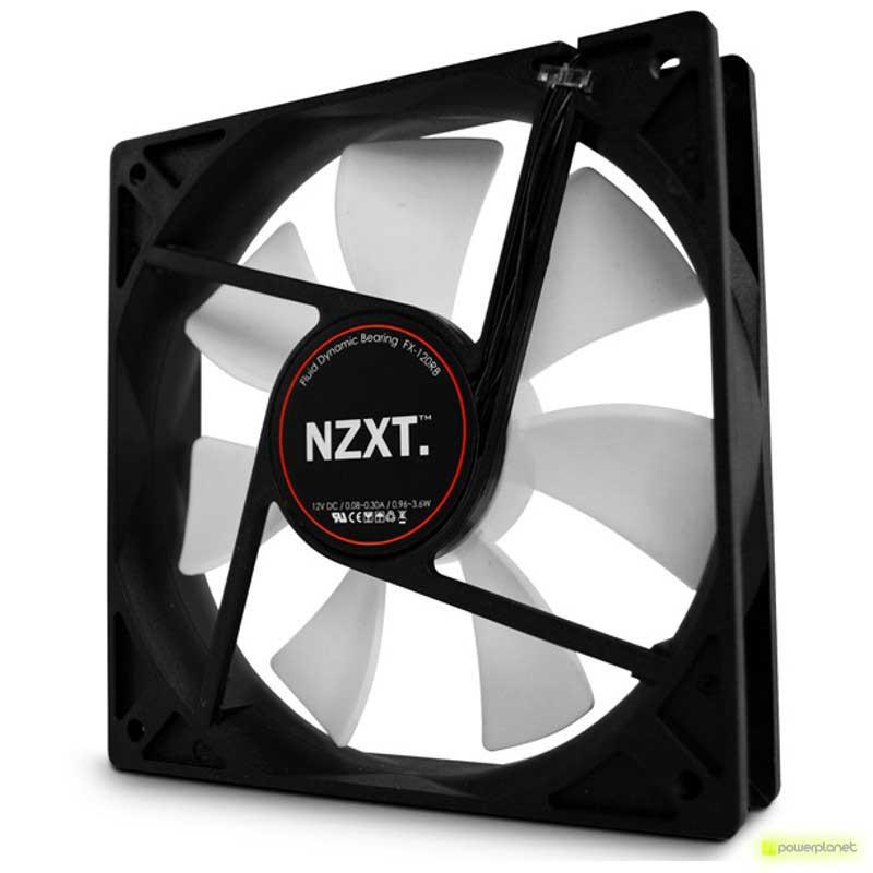 Ventilador caja NZXT FX 120mm 2600 RPM