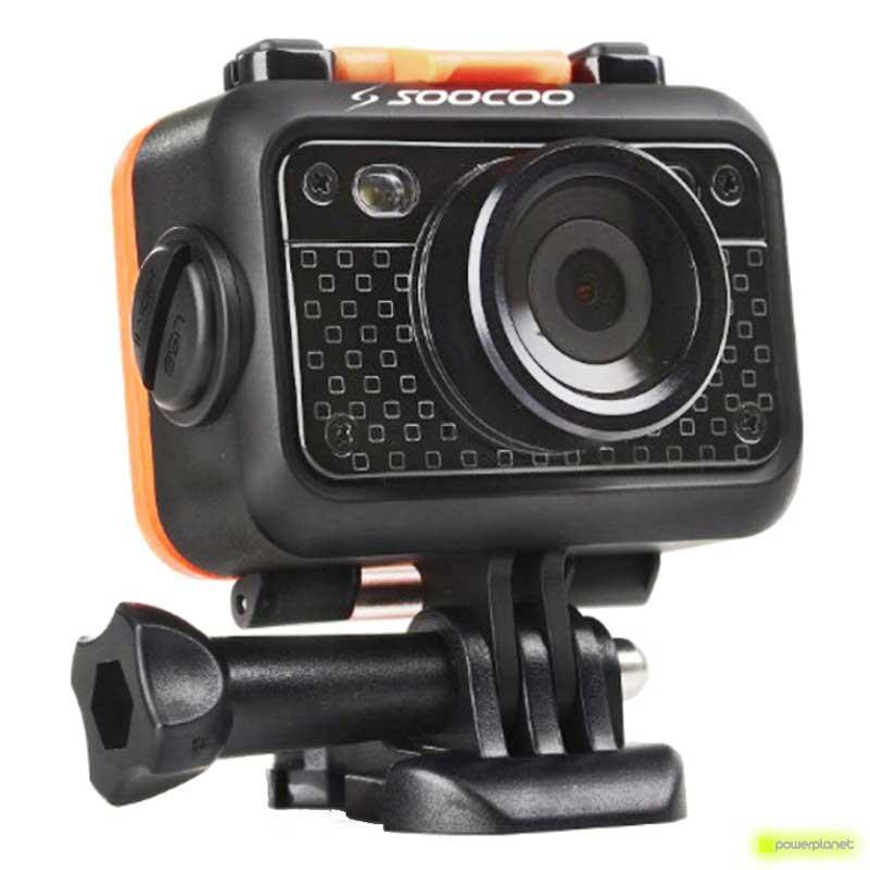 SOOCOO S60 HD Wifi sports camera - Powerplanetonline.com
