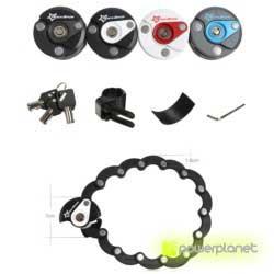 Folding bike lock Rockbros - Item6