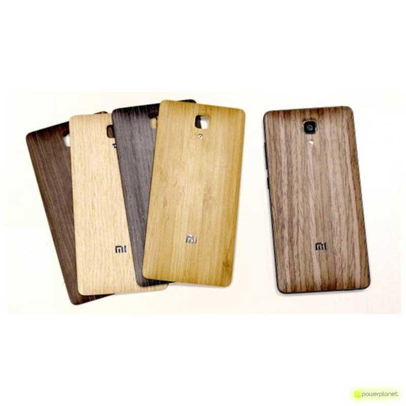 Tapa trasera madera Xiaomi Mi4