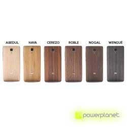 Tapa trasera madera Xiaomi Mi4 - Ítem1