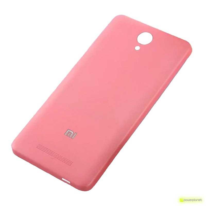 Capa traseira intercambiável Xiaomi Redmi Note 2