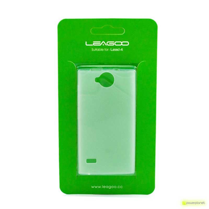 Silicone Case Leagoo Lead 4