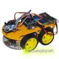Carro Controlado Por Bluetooth com Arduino - Item