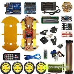 Carro Controlado Por Bluetooth com Arduino - Item4