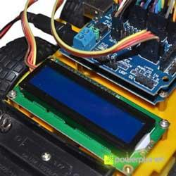 Carro Controlado Por Bluetooth com Arduino - Item2