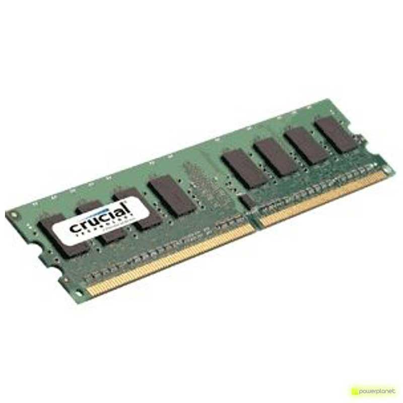 Memoria RAM DDR2 2GB Crucial 800MHz