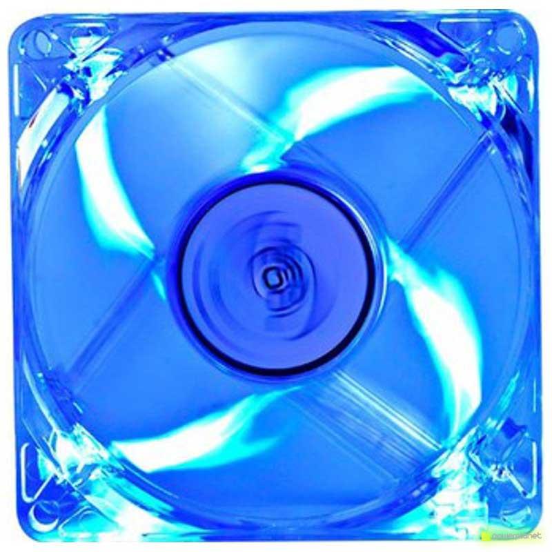 Ventilador caja DEEPCOOL XFan 80L LED Azul