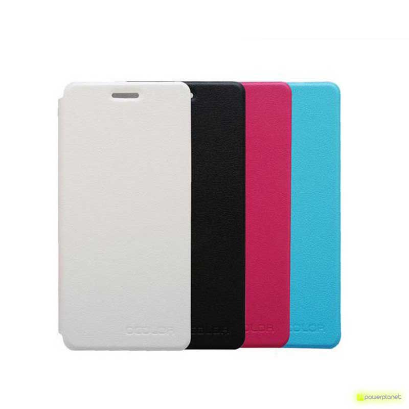 Capa tipo livro Ulfefone Be Touch / Be Touch 2