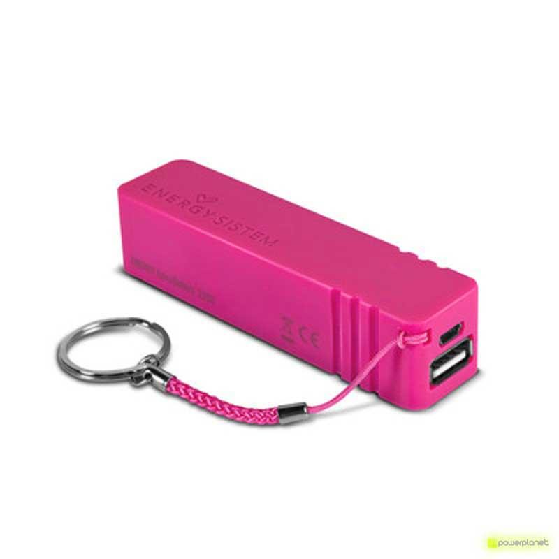 Energy Extra Battery 2200 Neon Fuchsia