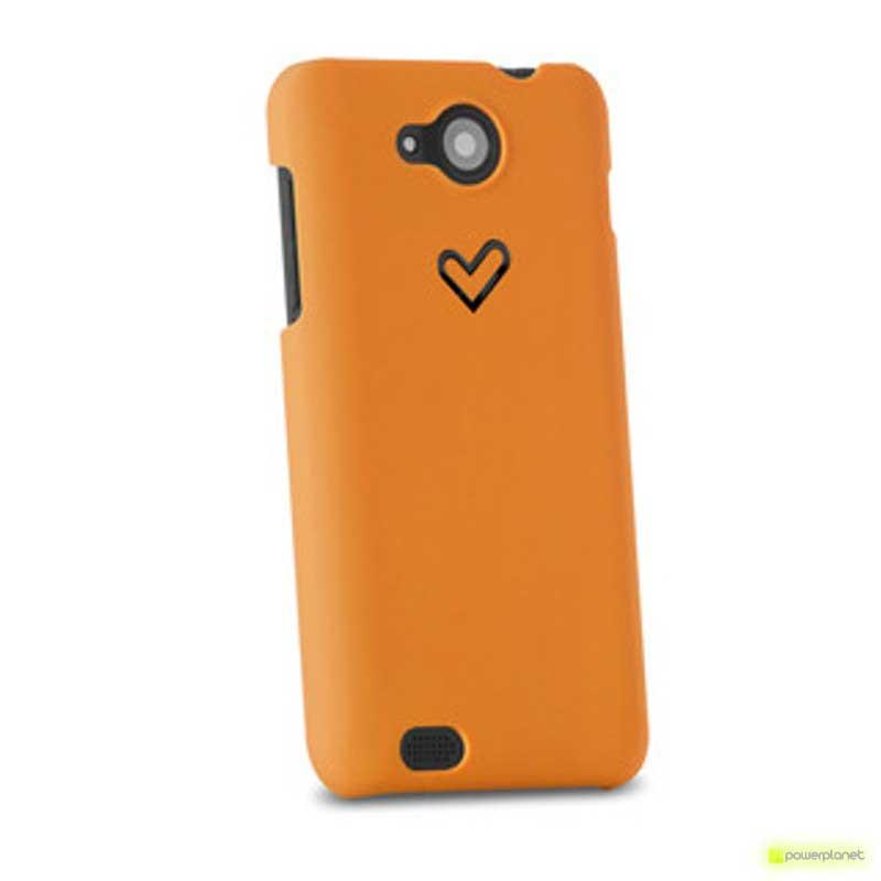 Case Energy Phone Colors Laranja