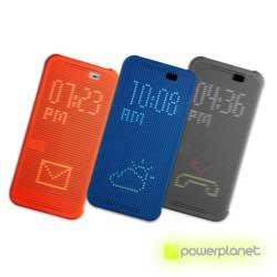 Capa com Ecrã Pixel HTC M9 - Item4