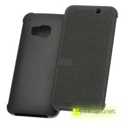 Capa com Ecrã Pixel HTC M9 - Item1