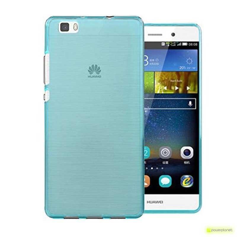 c016a1a701711 Comprar Funda de Silicona Huawei P8 Lite - PowerPlanetOnline