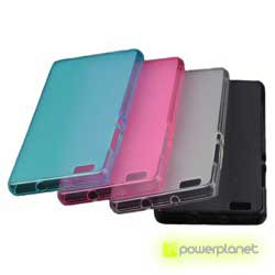 Capa de Silicone Huawei P8 Lite - Item2