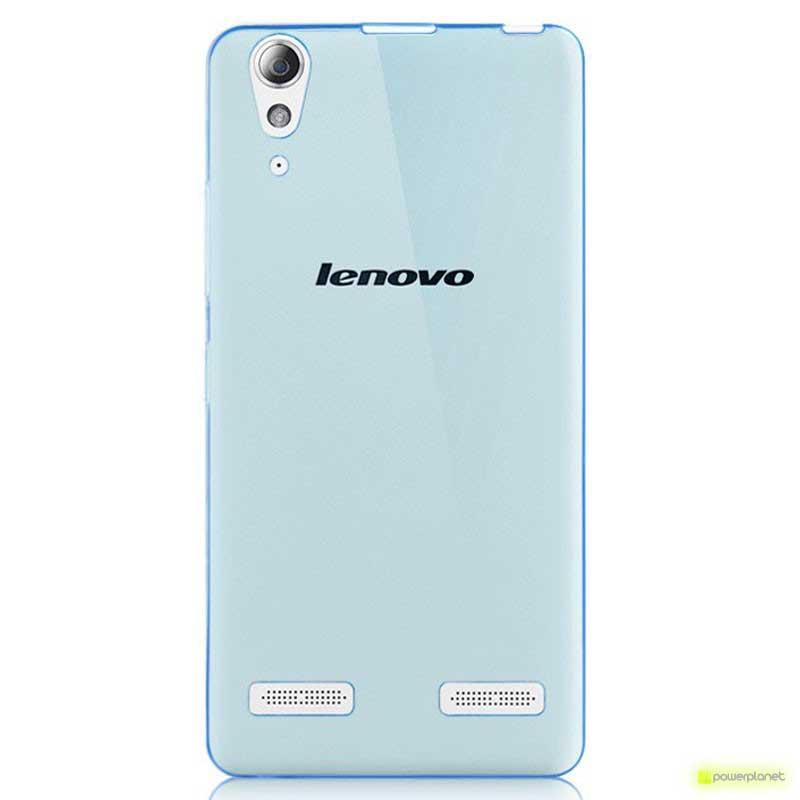 Funda de Silicona Trasera Lenovo K3