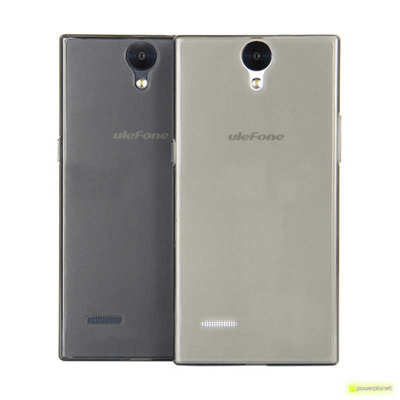 Capa de Silicone Ulefone Be One
