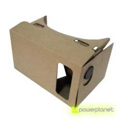 DIY Google Cardboard VR Oculos 3D para Smartphone - Item1