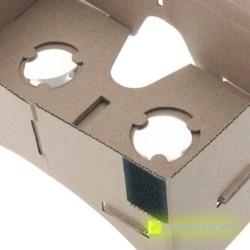 DIY Google Cardboard VR Oculos 3D para Smartphone - Item3