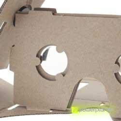 DIY Google Cardboard VR Oculos 3D para Smartphone - Item4