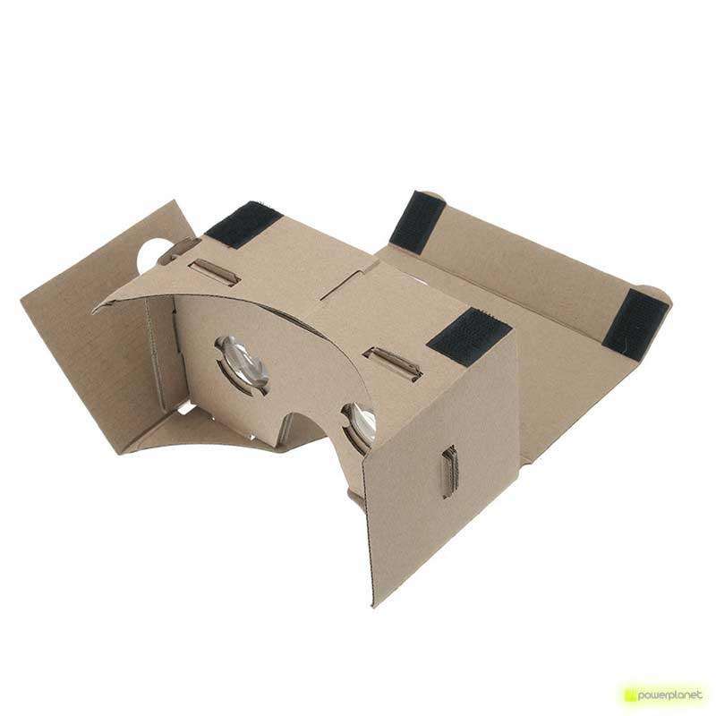 Diy Google Cardboard 6 Vr Glasses 3d For Smartphone