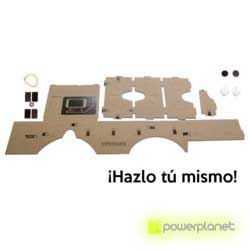 DIY Google Cardboard VR Oculos 3D para Smartphone - Item7