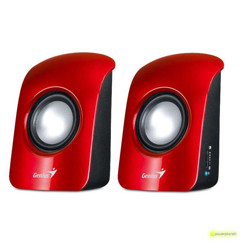 Genius SP-U115 Rojo