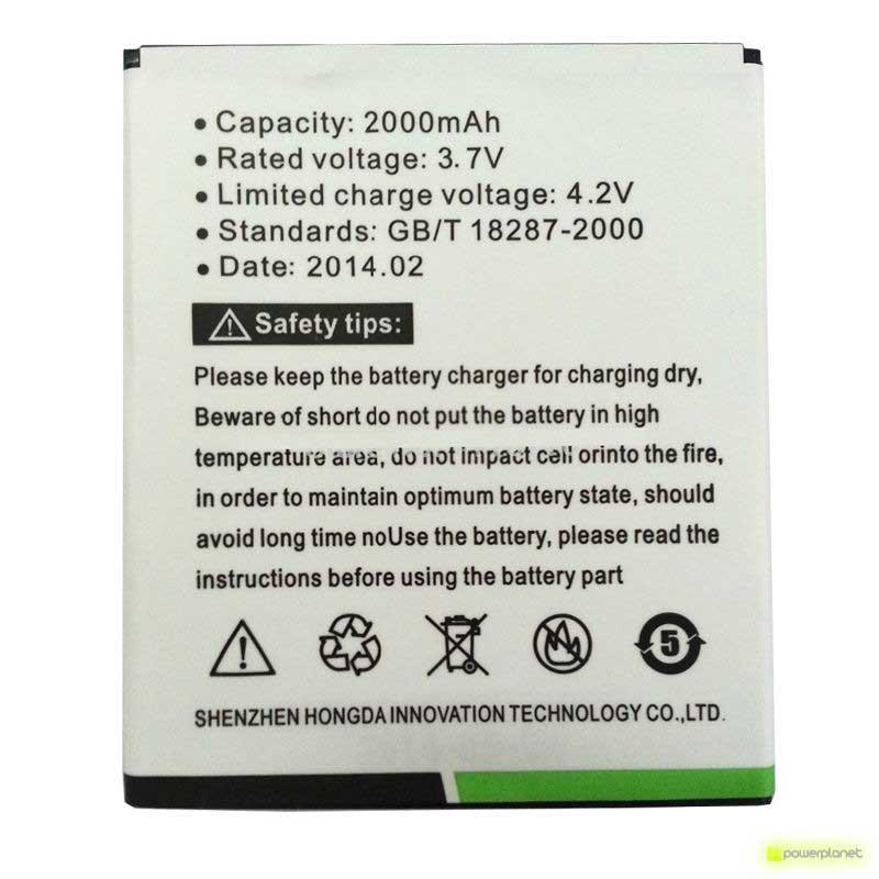 Bateria Haipai X3S/P6S/X3W