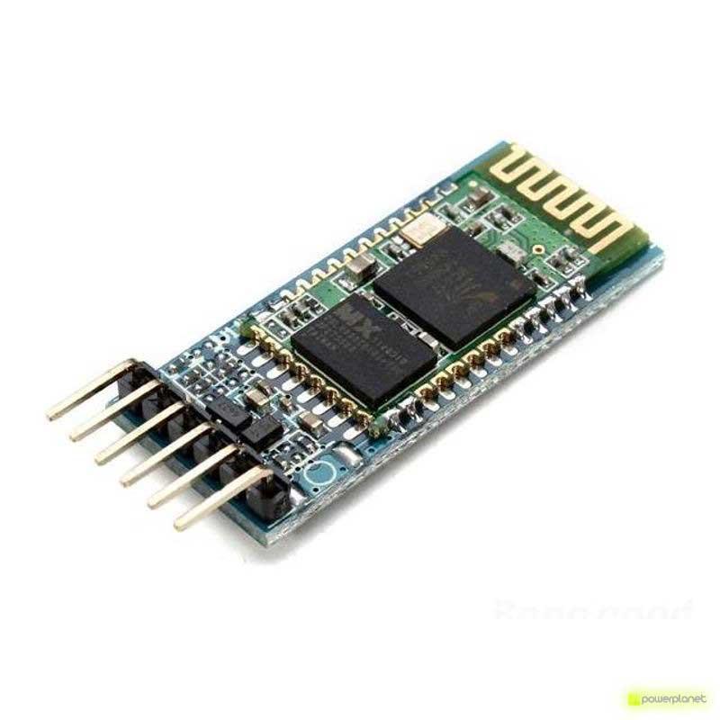 Módulo inalámbrico Bluetooth HC-05 para Arduino