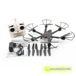 Quadcopter MJX X600 - Item6