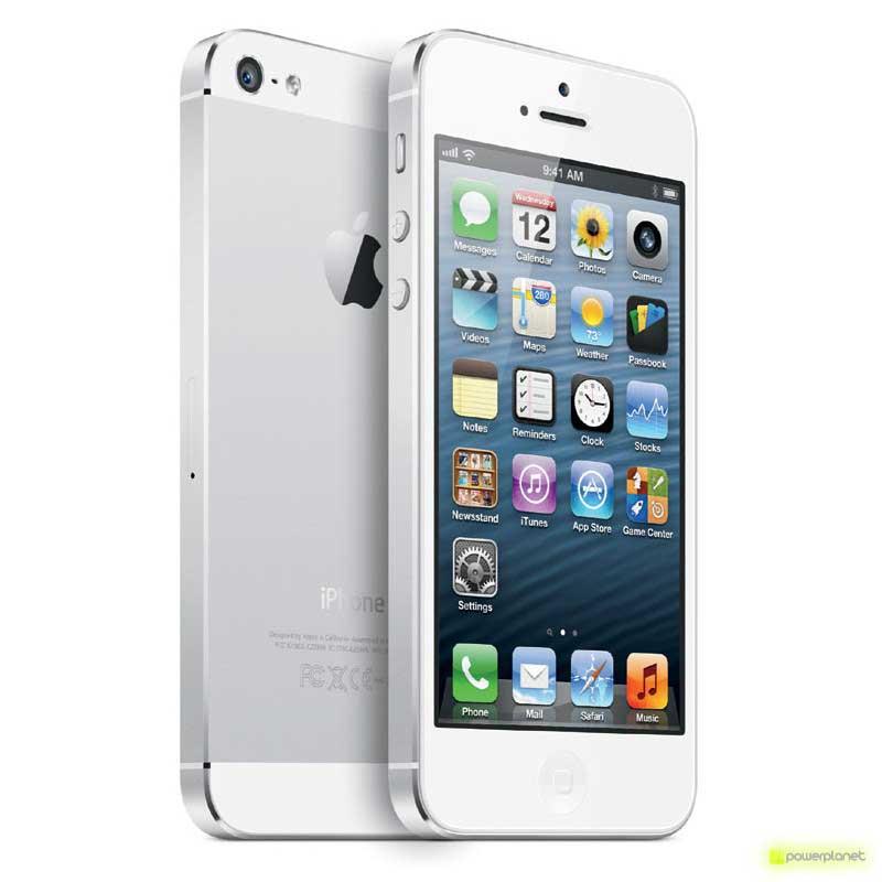 iPhone 5 Blanco 16GB Como Nuevo