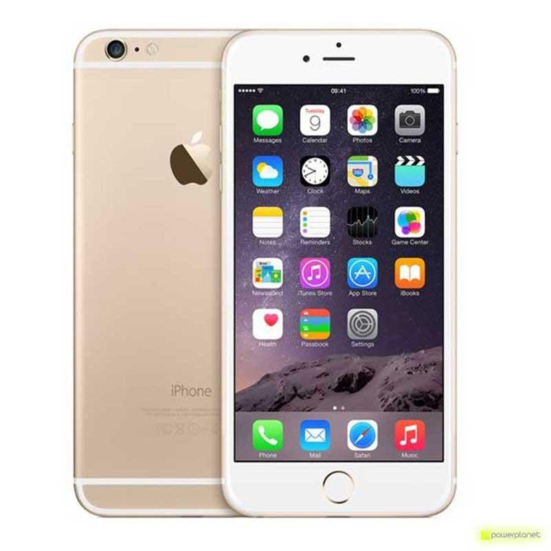 iPhone 6 128GB Oro Como Nuevo
