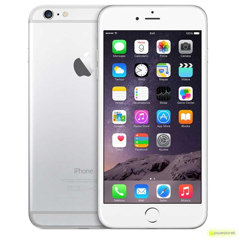iPhone 6 Plus 16GB Plata Como Nuevo