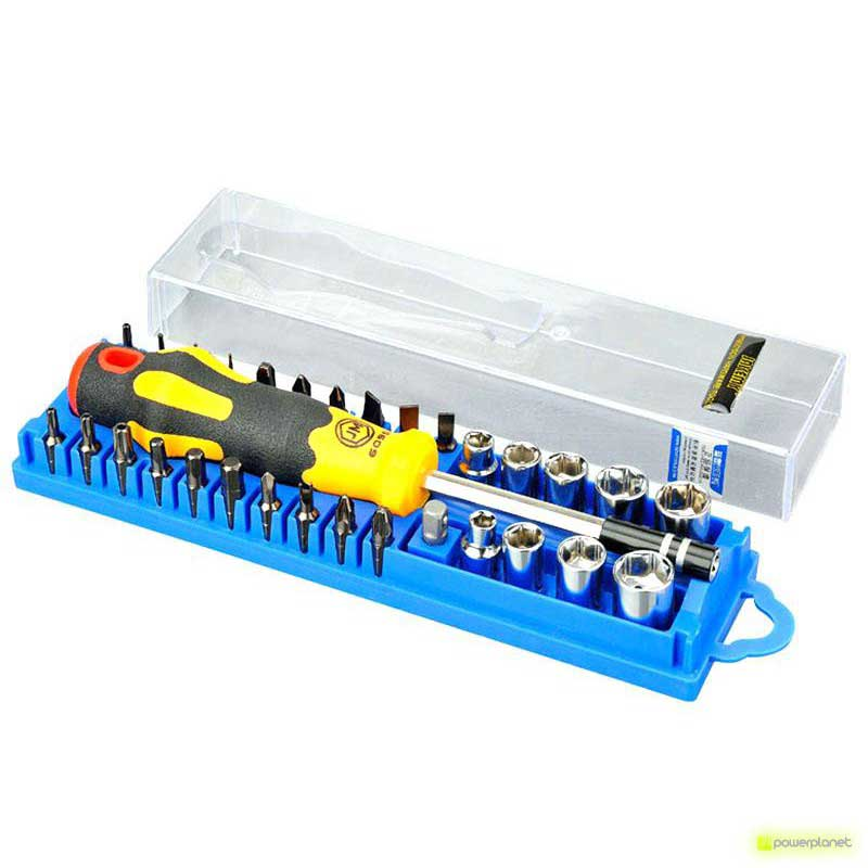 Jakemy 31in1 Socket key Tool Set JM-6095