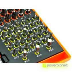 Jakemy JM-6109 72in1 Professional Hardware Tool Set - Item1
