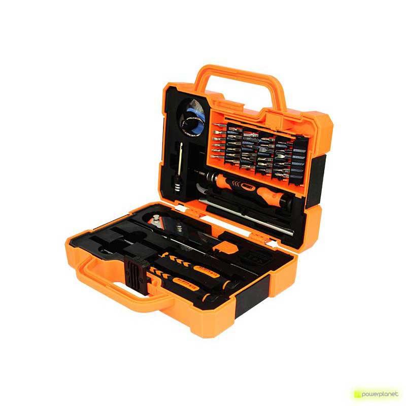 Jakemy JM-8139 45in1 Anti-Drop Electronic Tool Set