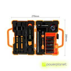 Jakemy JM-8139 45in1 Anti-Drop Electronic Tool Set - Item1