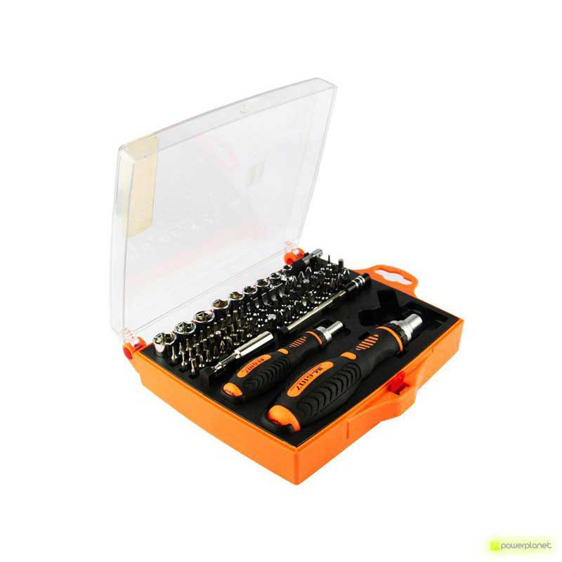 Jakemy Set Destornillador Profesional JM-6107