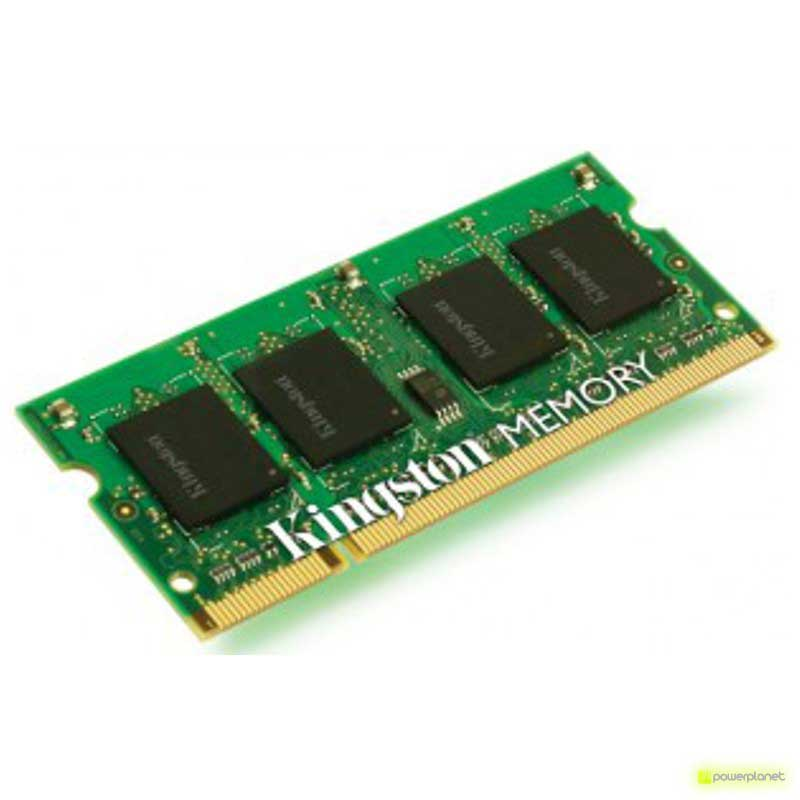 Memoria RAM DDR3 4GB para laptop Kingston ValueRAM 1333Mhz