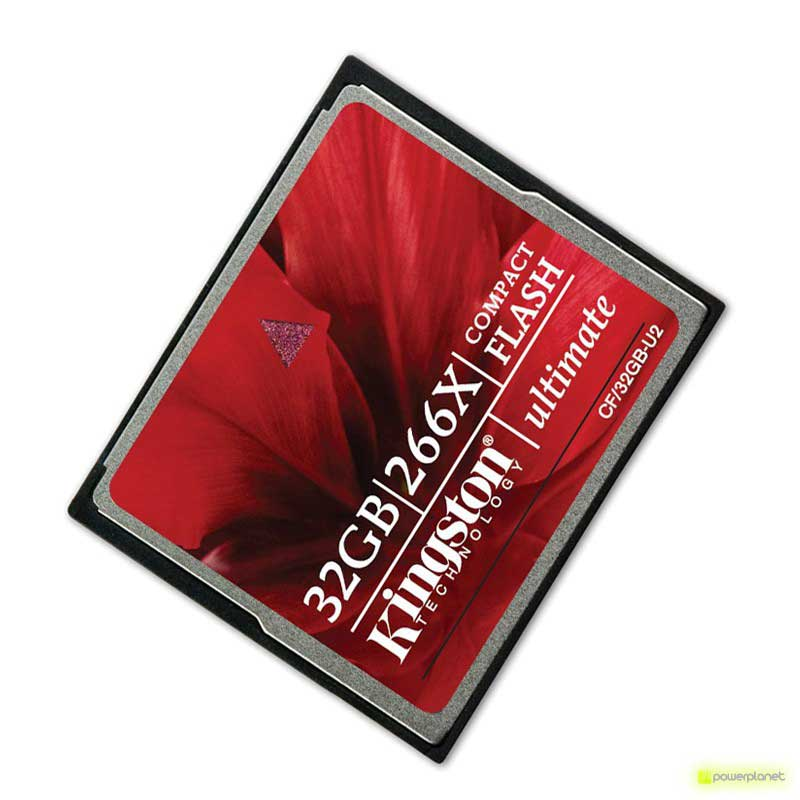 Kingston Technology 32GB Ultimate 266X