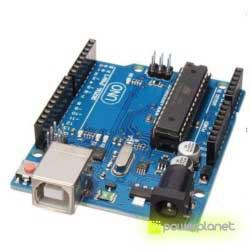 Kit básico de aprendizaje Arduino - Ítem1