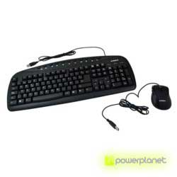 Keyboard + mouse B-MOVE Double Touch - Item2